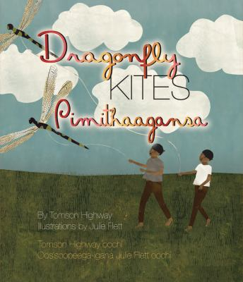 Book cover of DRAGONFLY KITES