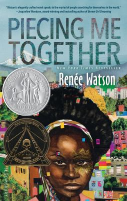 Book cover of PIECING ME TOGETHER