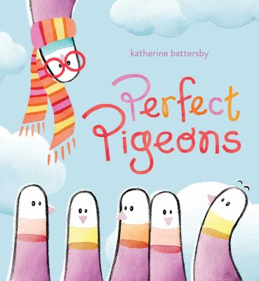 Book cover of PERFECT PIGEONS