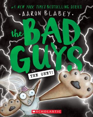 Book cover of BAD GUYS 12 - THE ONE