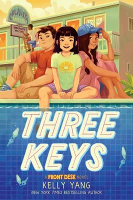 Book cover of THREE KEYS