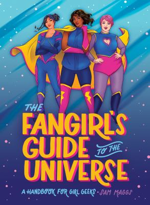 Book cover of FANGIRL'S GUIDE TO THE GALAXY