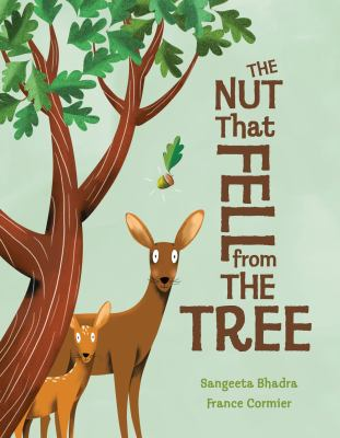 Book cover of NUT THAT FELL FROM THE TREE