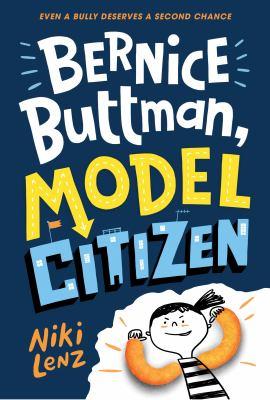 Book cover of BERNICE BUTTMAN MODEL CITIZEN