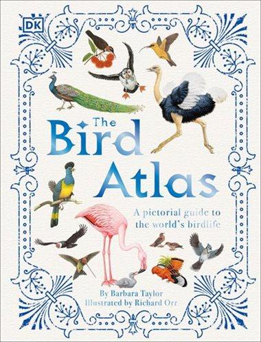 Book cover of BIRD ATLAS