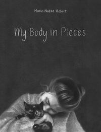 Book cover of MY BODY IN PIECES