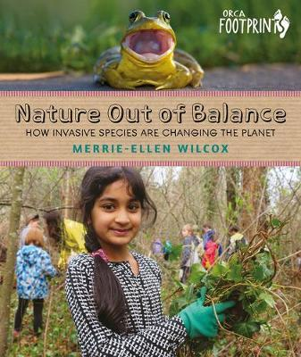 Book cover of NATURE OUT OF BALANCE