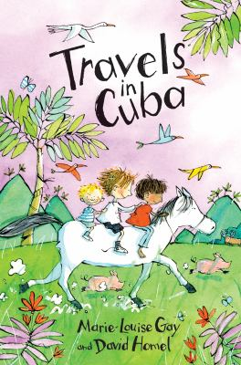 Book cover of TRAVELS IN CUBA