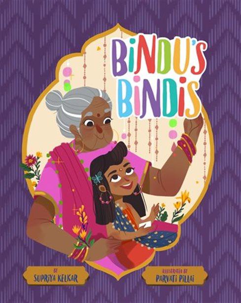 Book cover of BINDU'S BINDIS