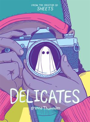 Book cover of DELICATES