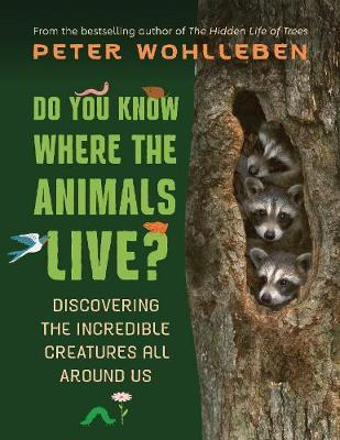 Book cover of DO YOU KNOW WHERE THE ANIMALS LIVE