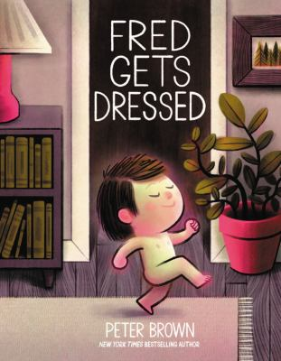 Book cover of FRED GETS DRESSED