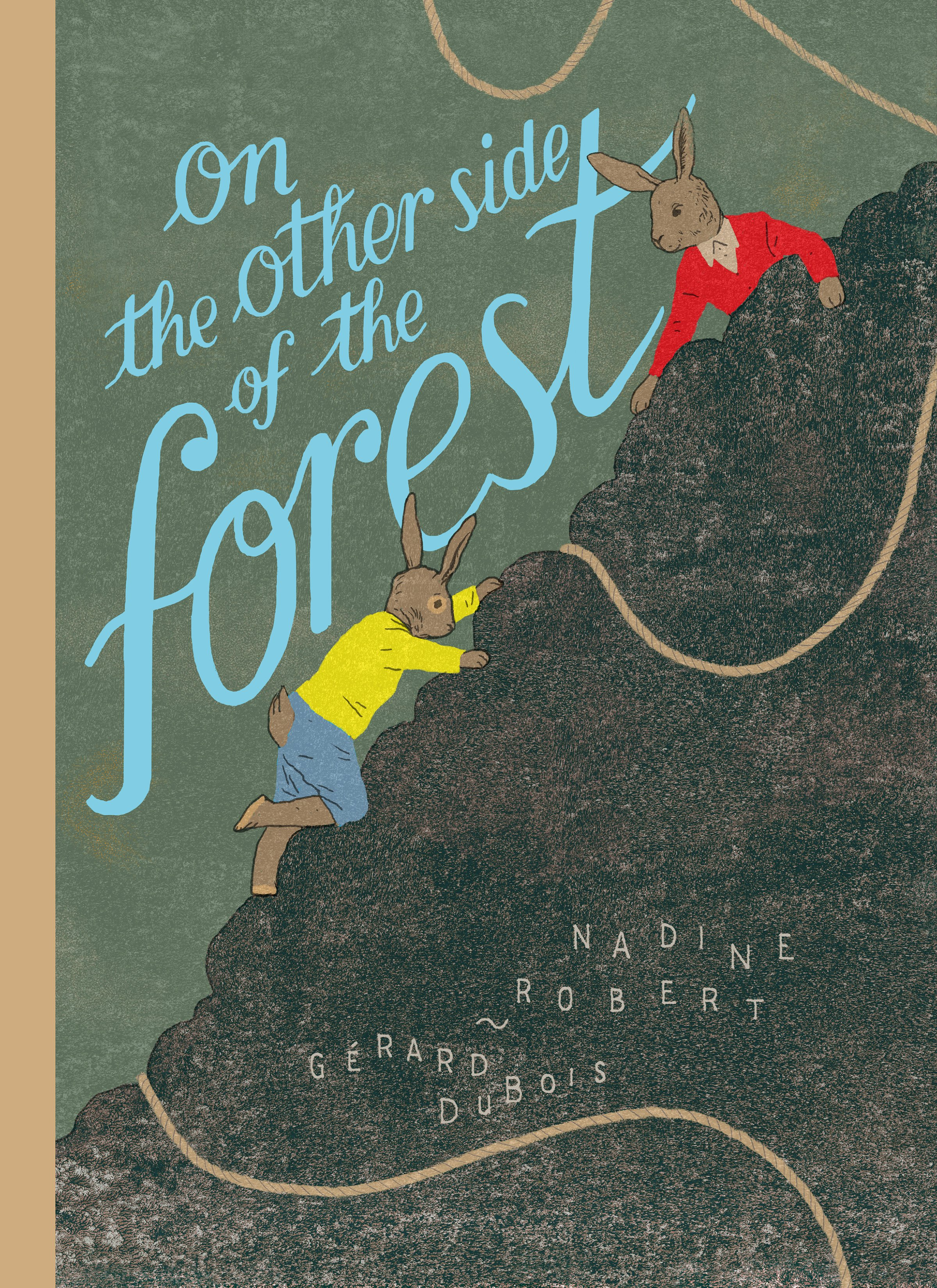 Book cover of ON THE OTHER SIDE OF THE FOREST