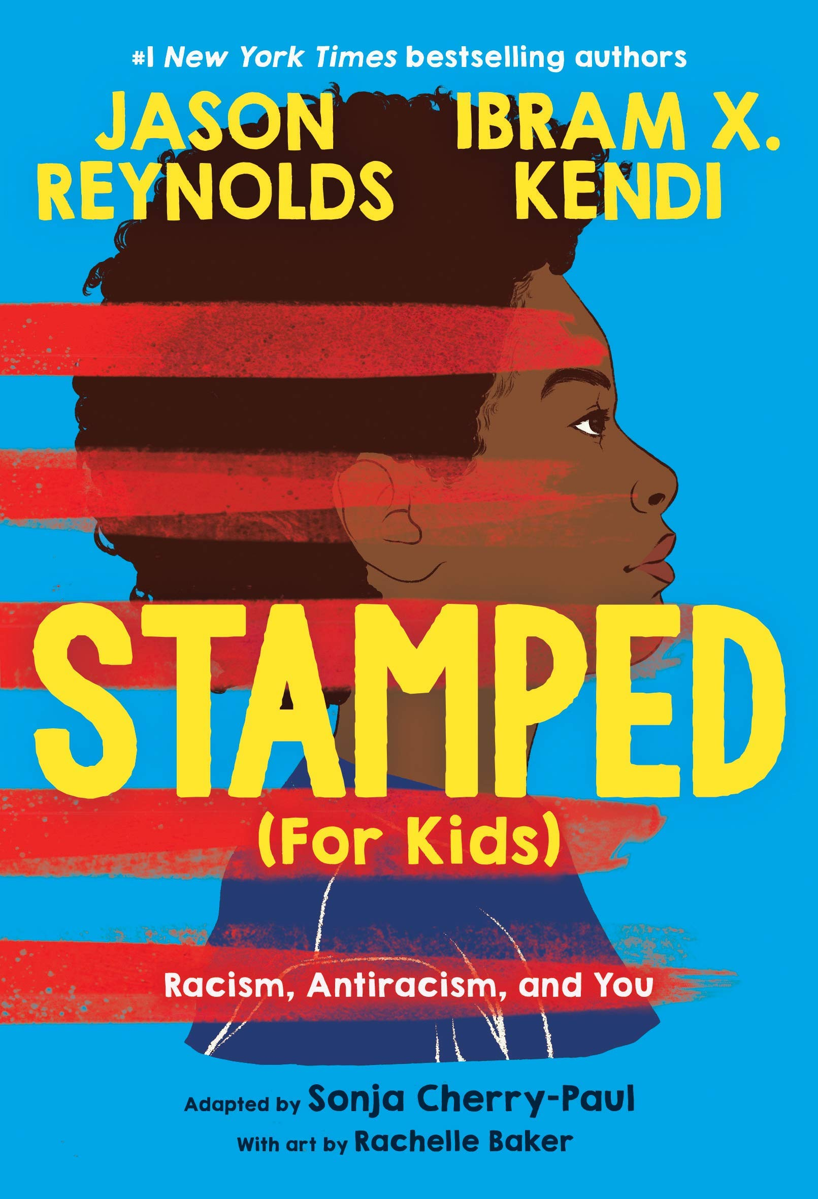 Book cover of STAMPED FOR KIDS
